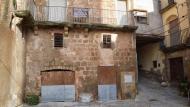 Biosca: plaça de l'església  Ramon Sunyer