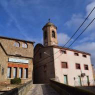 Biosca: església  Ramon Sunyer