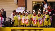 Torà: Rua Infantil del CEIP Sant Gil  Jan_Closa