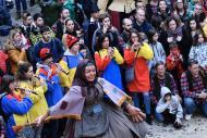 Torà: Grallers de la colla gegantera de Torà  Xavier Sunyer