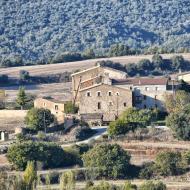 Sant Serni: vista del poble  Ramon Sunyer