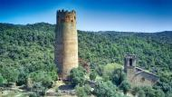 Vallferosa: Vista aèria  Ramon Sunyer