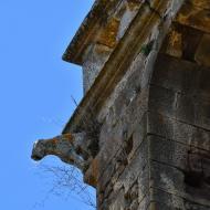 Vallferosa: Església de Sant Pere campanar  Ramon Sunyer