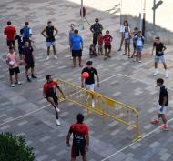 Torà: Torneig de Futbol-Tennis  Ramon Sunyer
