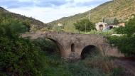 Torà: Pont de les Merites  Ramon Sunyer