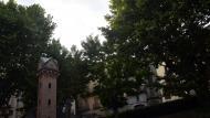 Torà: Plaça de la Font  Ramon Sunyer