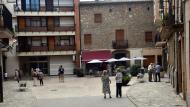 Torà: La plaça del Pati, enguany sense dansa  Ramon Sunyer