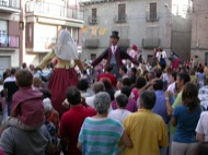 Festa Major: carrer