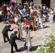 Torà: Dansa de sant Gil  Xavier Sunyer