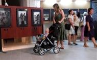 Torà: Exposició APACT al convent  Xavi