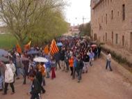 Manifestació popular