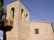 L'Aguda: L'església  Ramon Sunyer