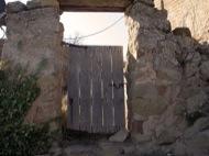 L'Aguda: Entrada a l'hort  Ramon Sunyer