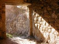 L'Aguda: Portal d'entrada  Ramon Sunyer