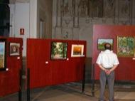 Torà: Exposició de Pintures de Joan Canos  margarita bolea