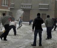 Torà: Guerra de neu  Xavi