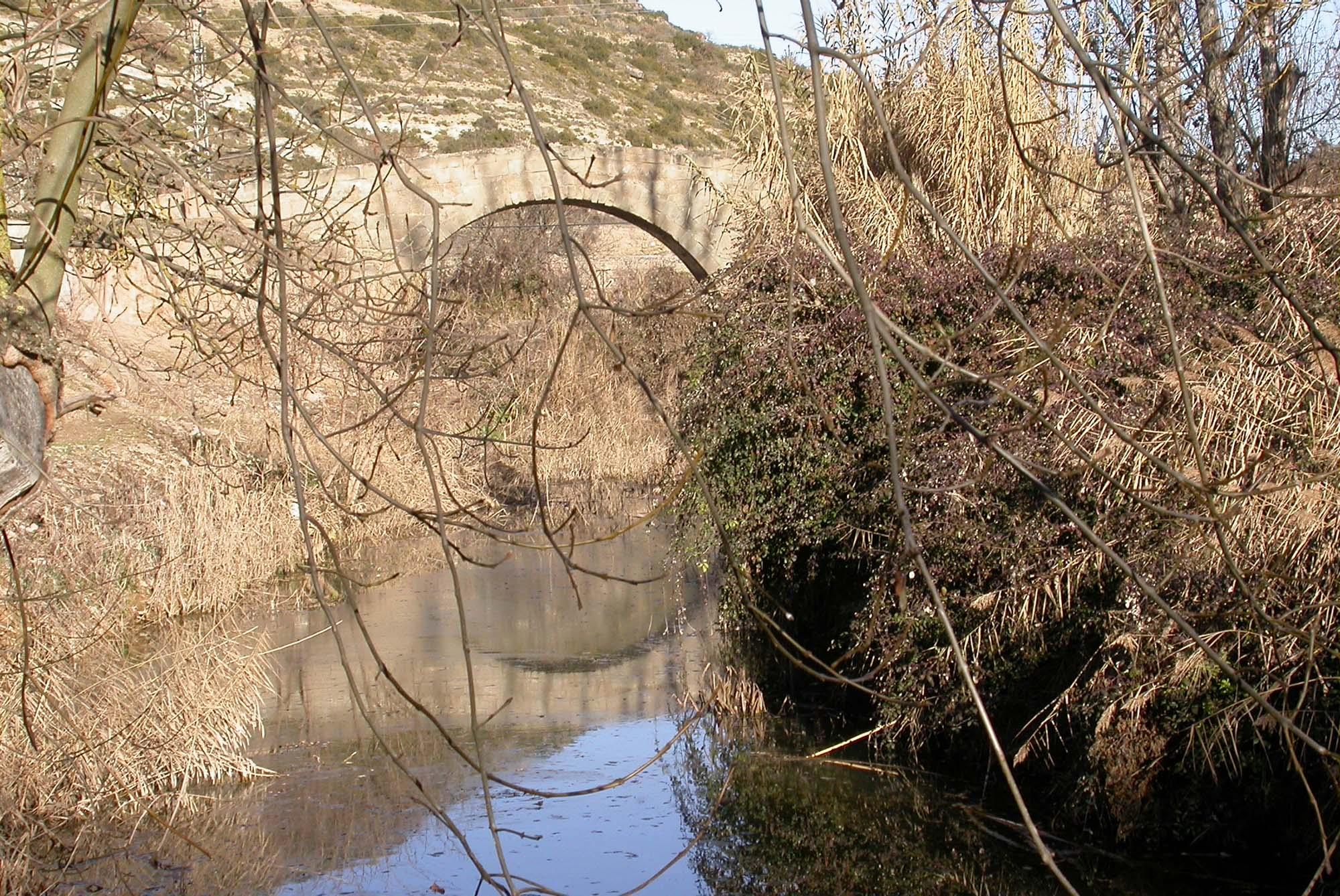 Bridge of les Merites