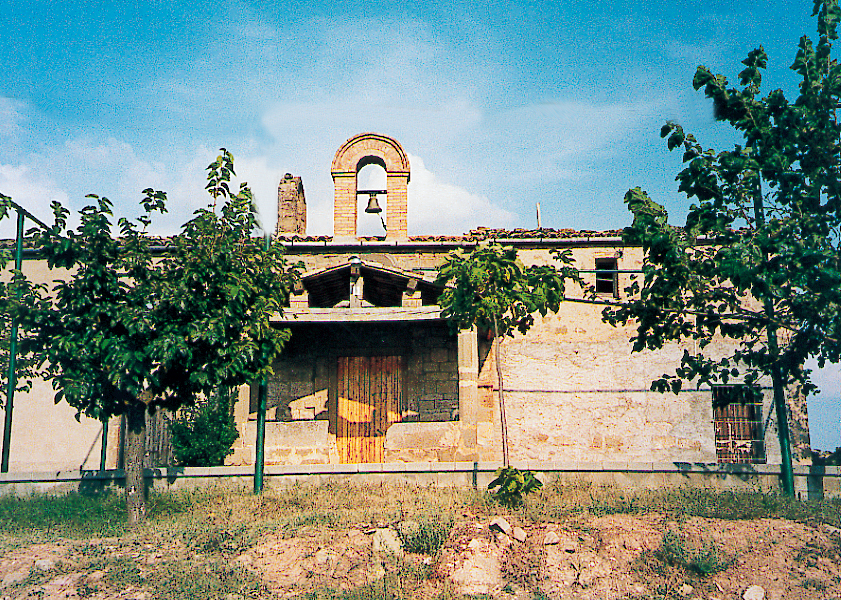 Church of Santa Maria de Sasserra