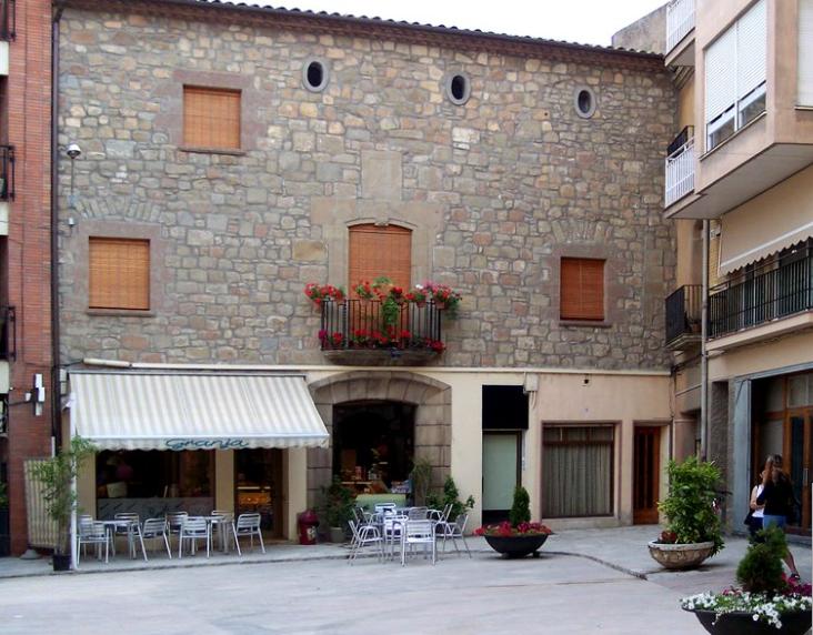 Edificio  Cal Miramunt