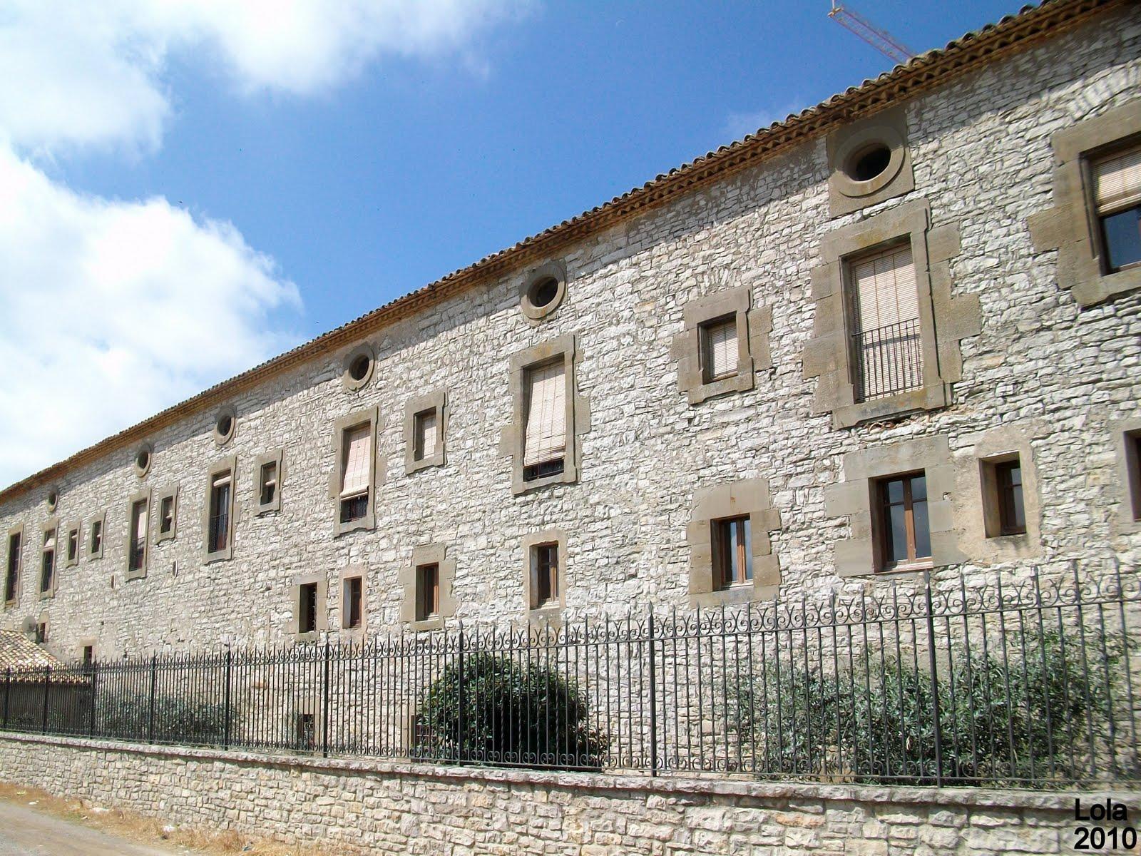 Monestir de Santuari de Sant Ramon Nonat