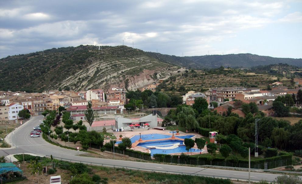 Swimming pool of Municipal