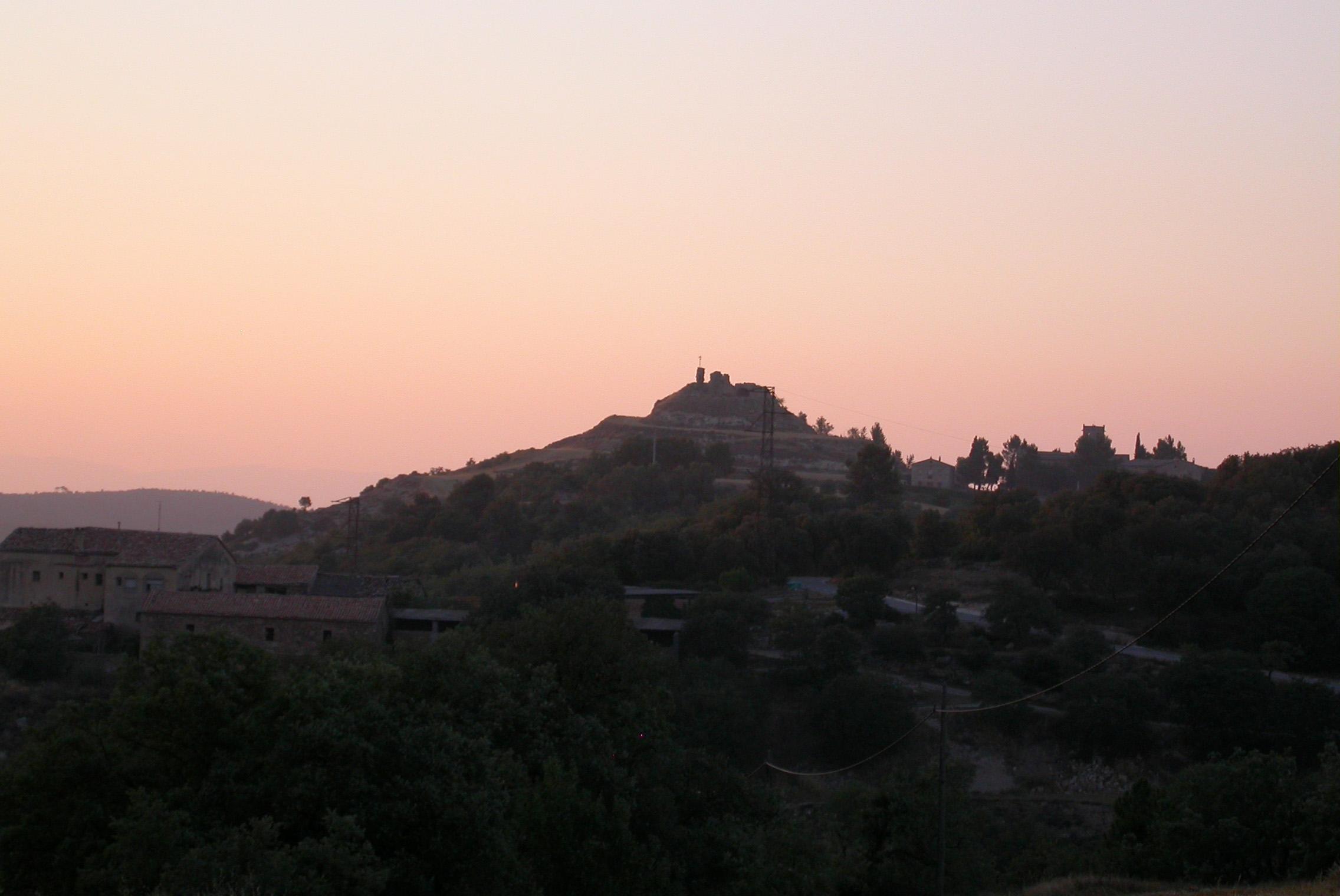 Castle Calonge de Segarra