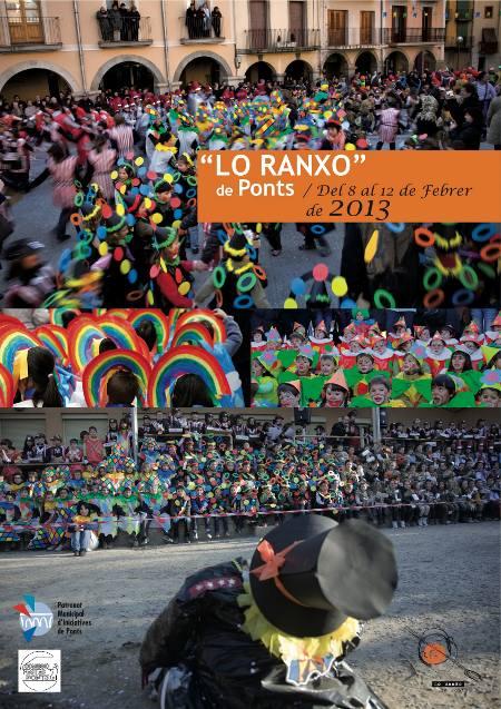 cartell Ranxo 2013
