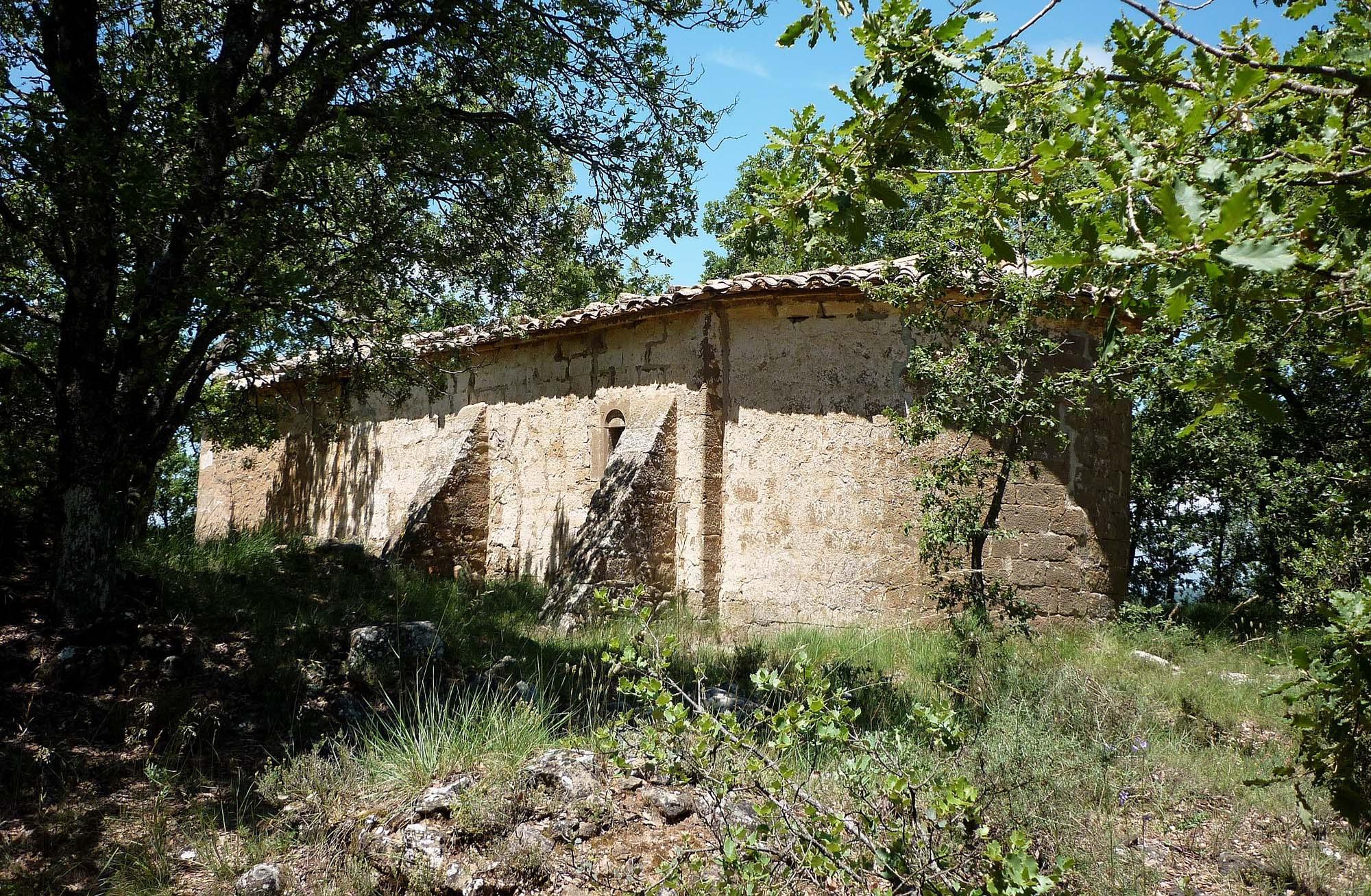 Ermitage Sant Salvador del Coll