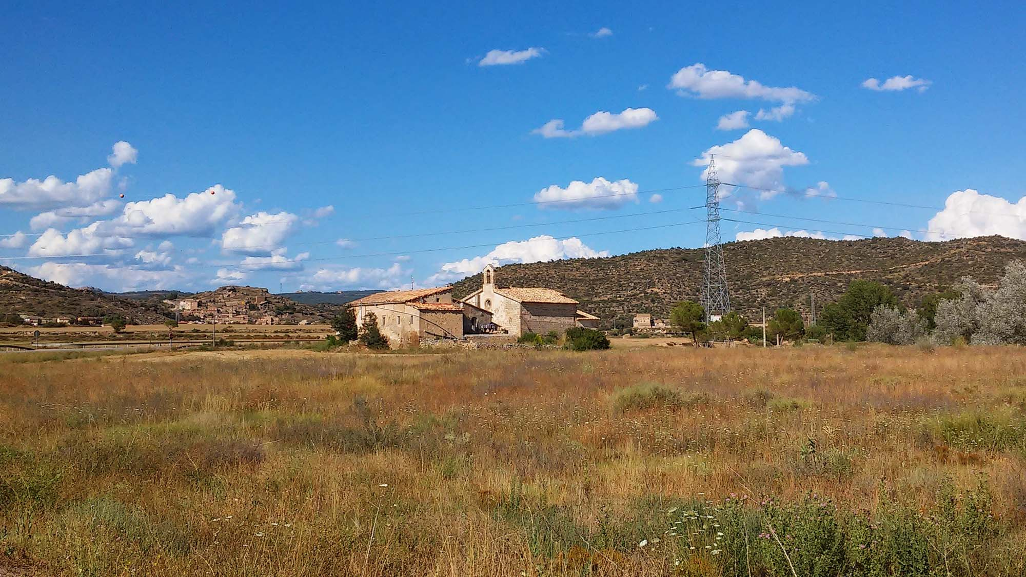 La vil·la romana de Sant Pelegrí, Espai de Protecció Arqueològic