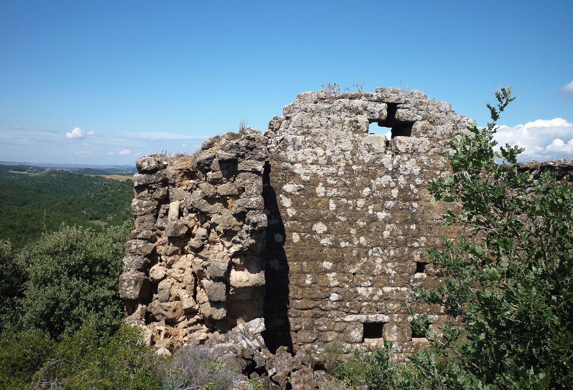 Ermita Sant Andreu de Montconill