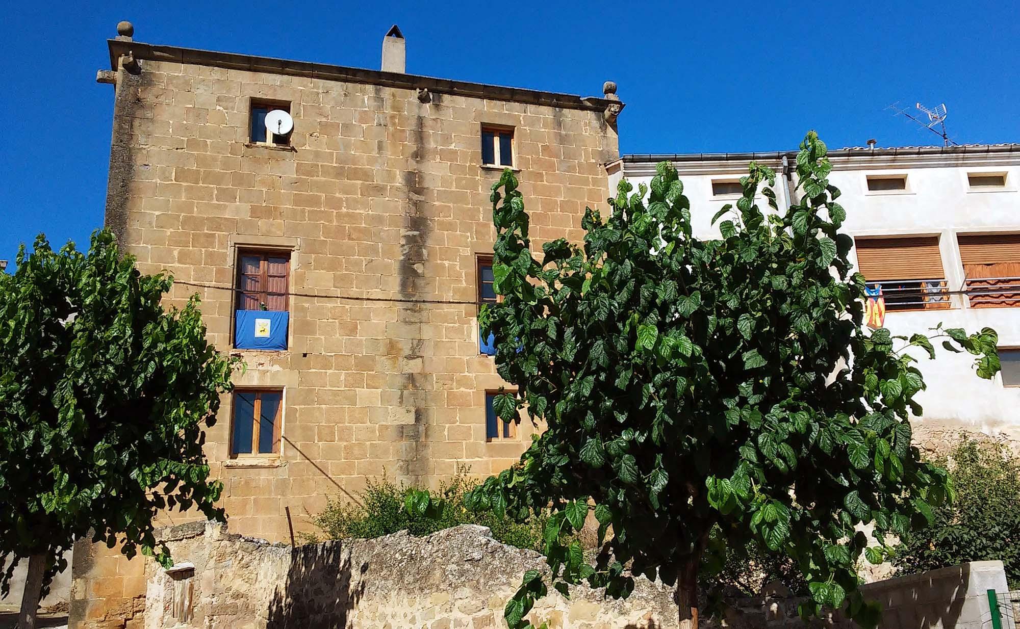 Edifici Casa del Mossèn Ramón
