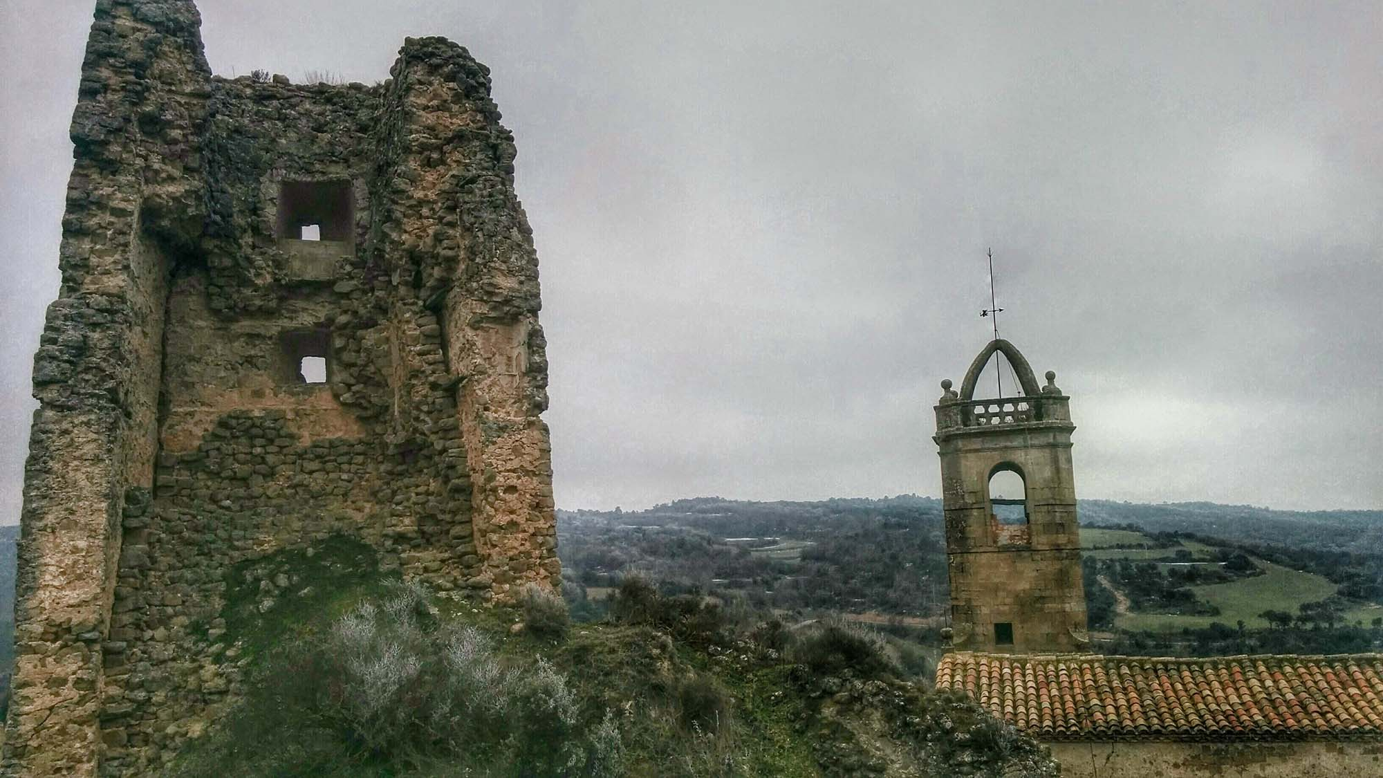 Castle of Lloberola