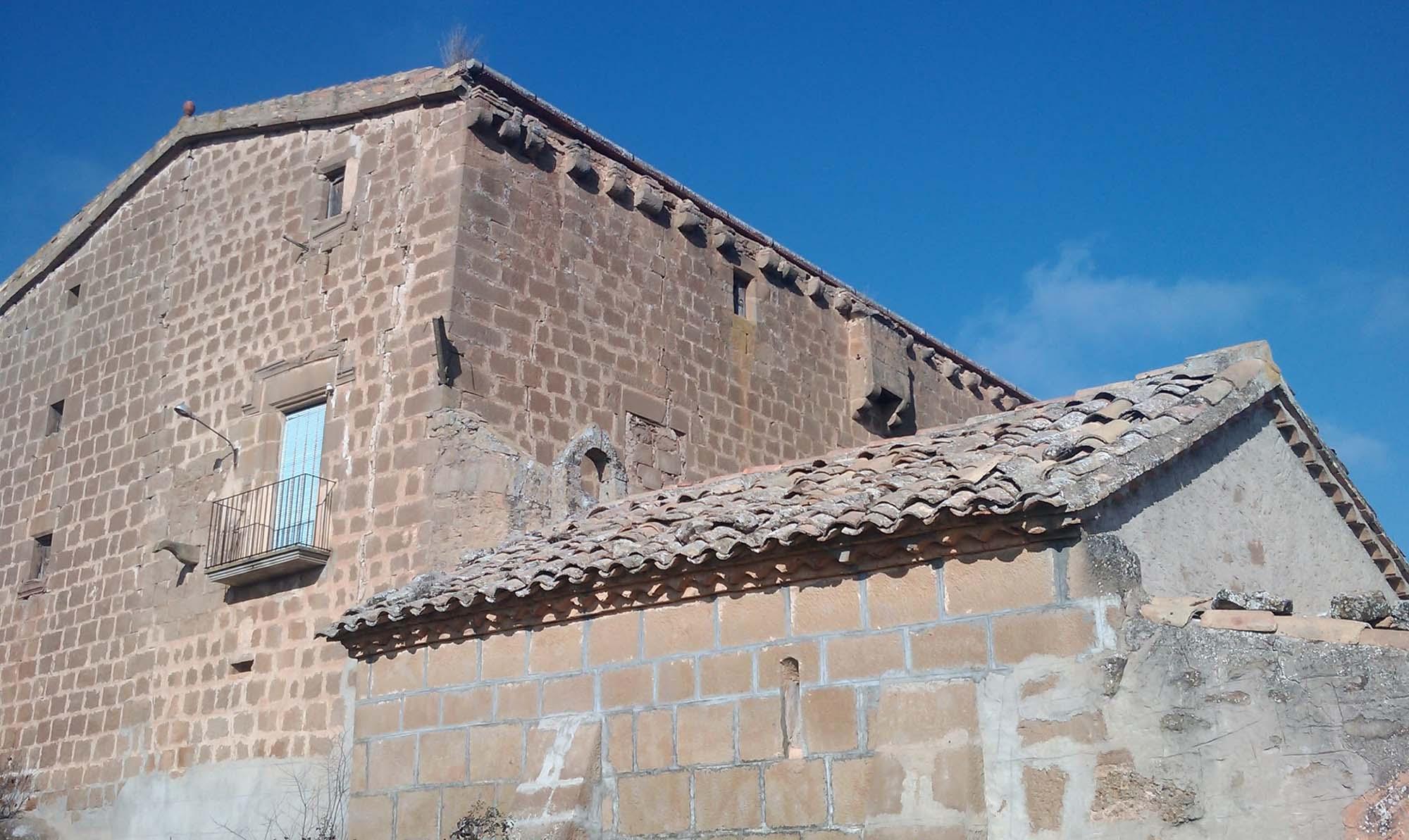 Building  Mas de la Vila