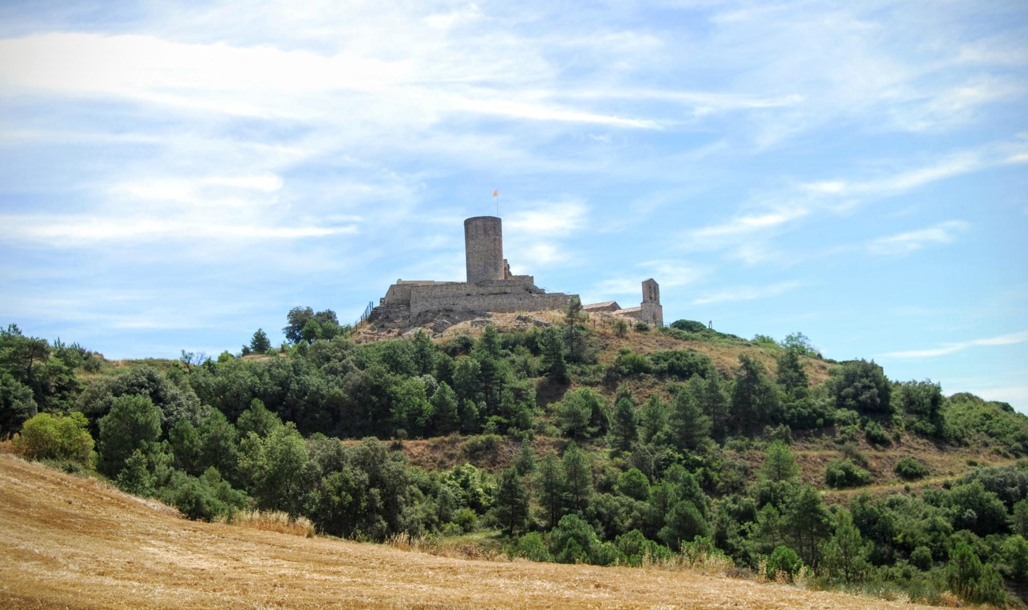 Castillo de Boixadors