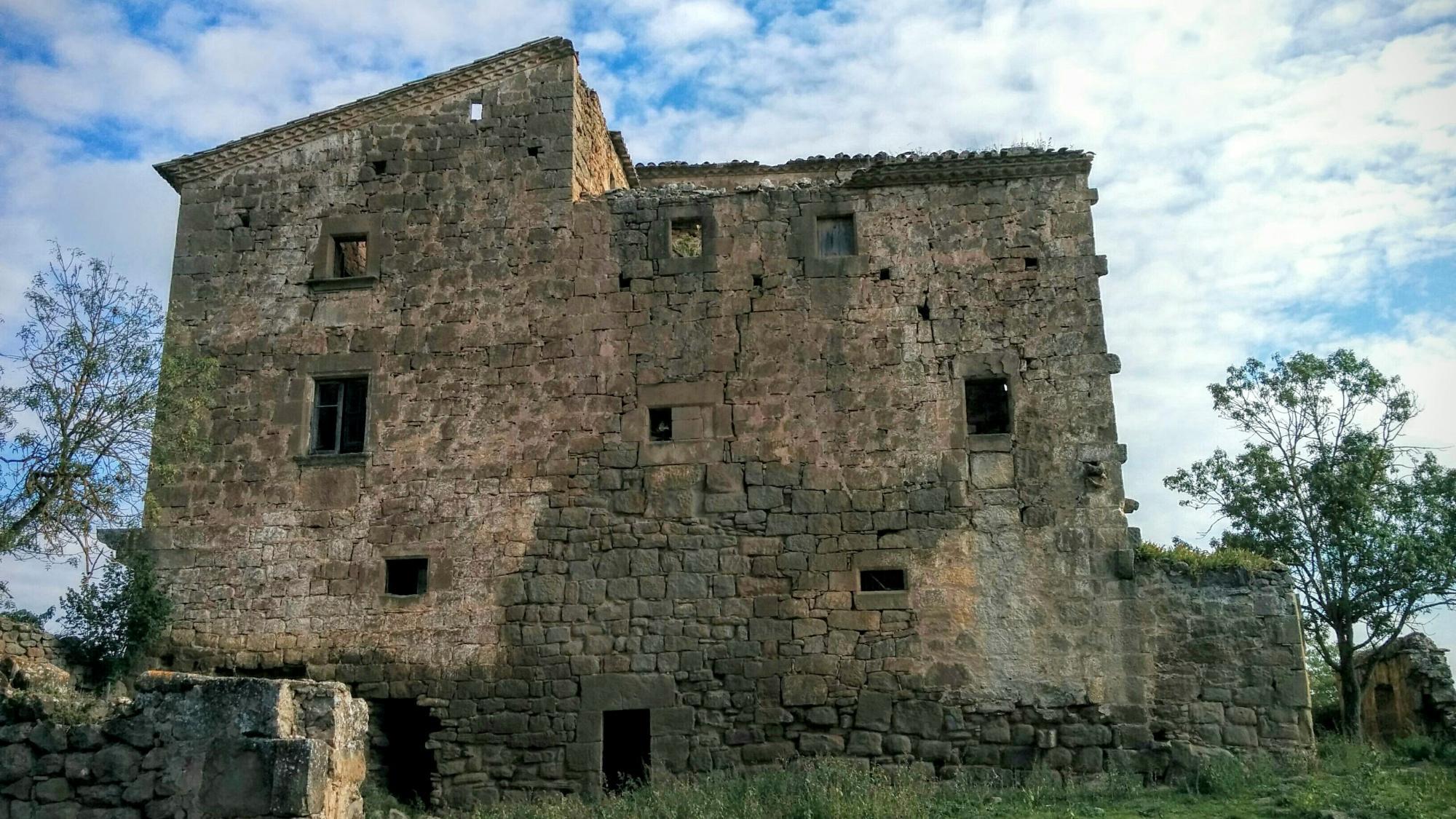 Castillo Llanera