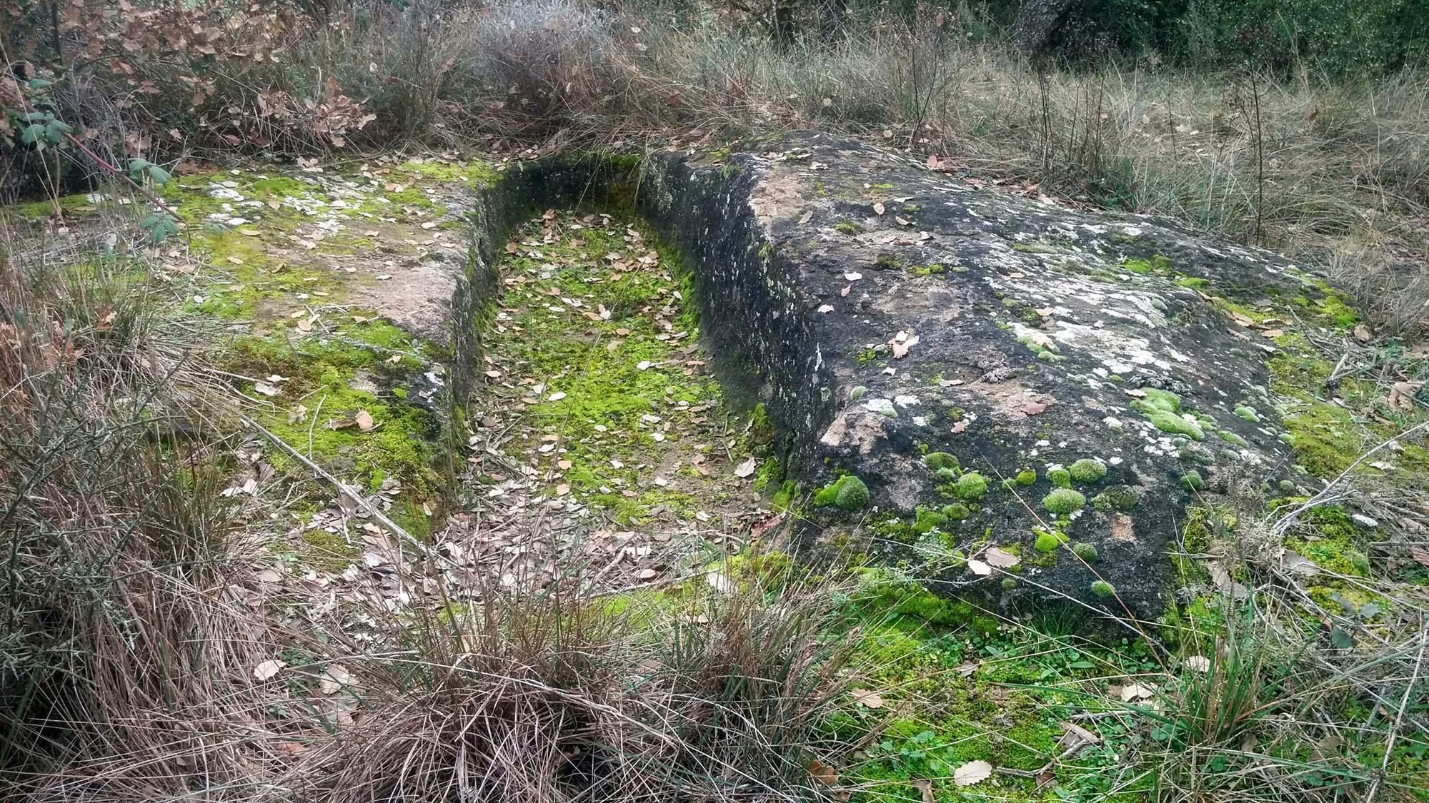 Funerario  Necròpolis Clot dels nens xics