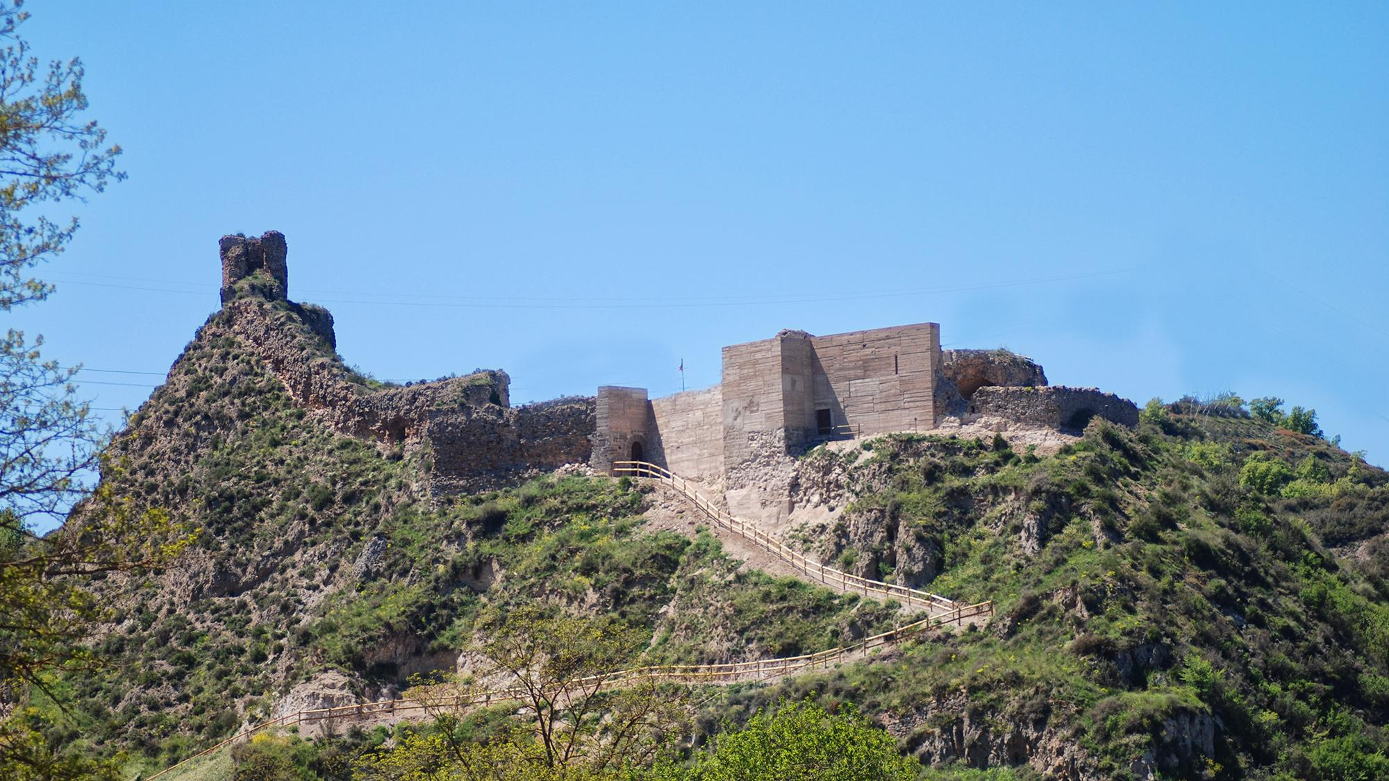 Castle Sant Esteve
