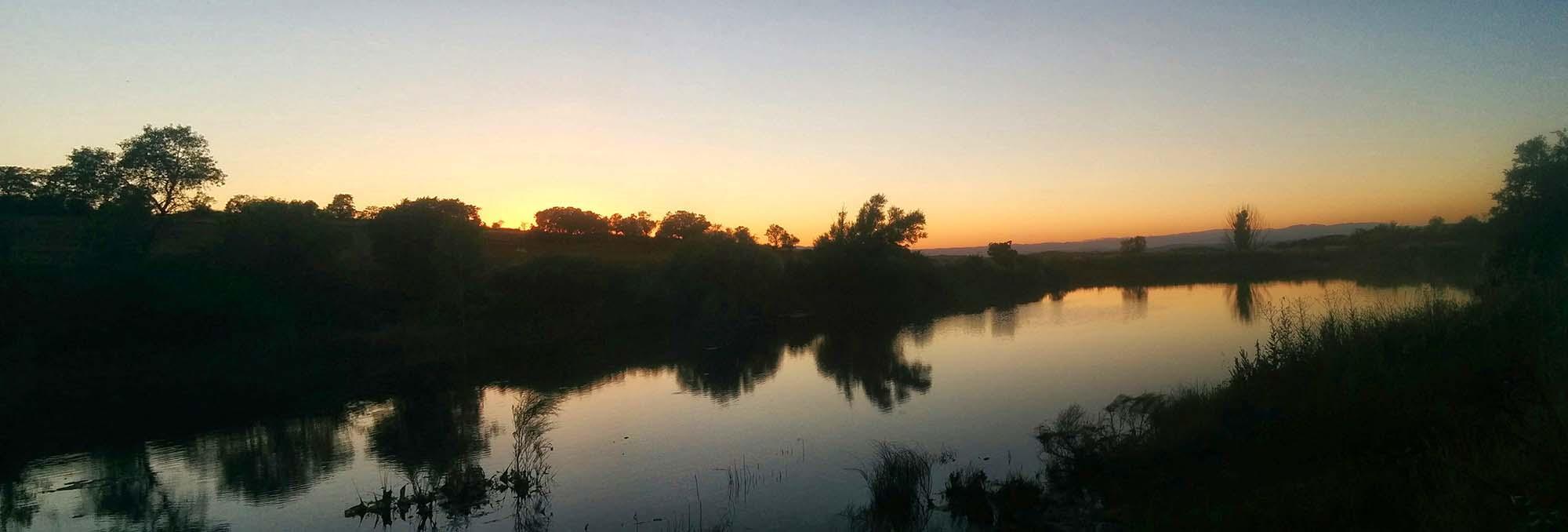Espacio fluvial  Bassa de Palouet