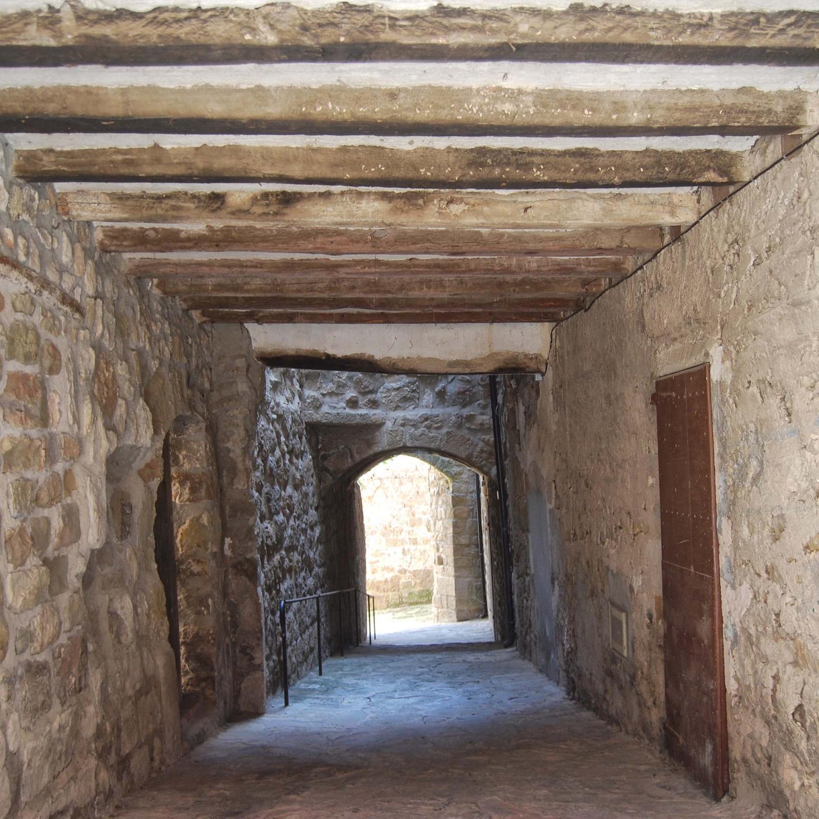 Portal of La Portelleta