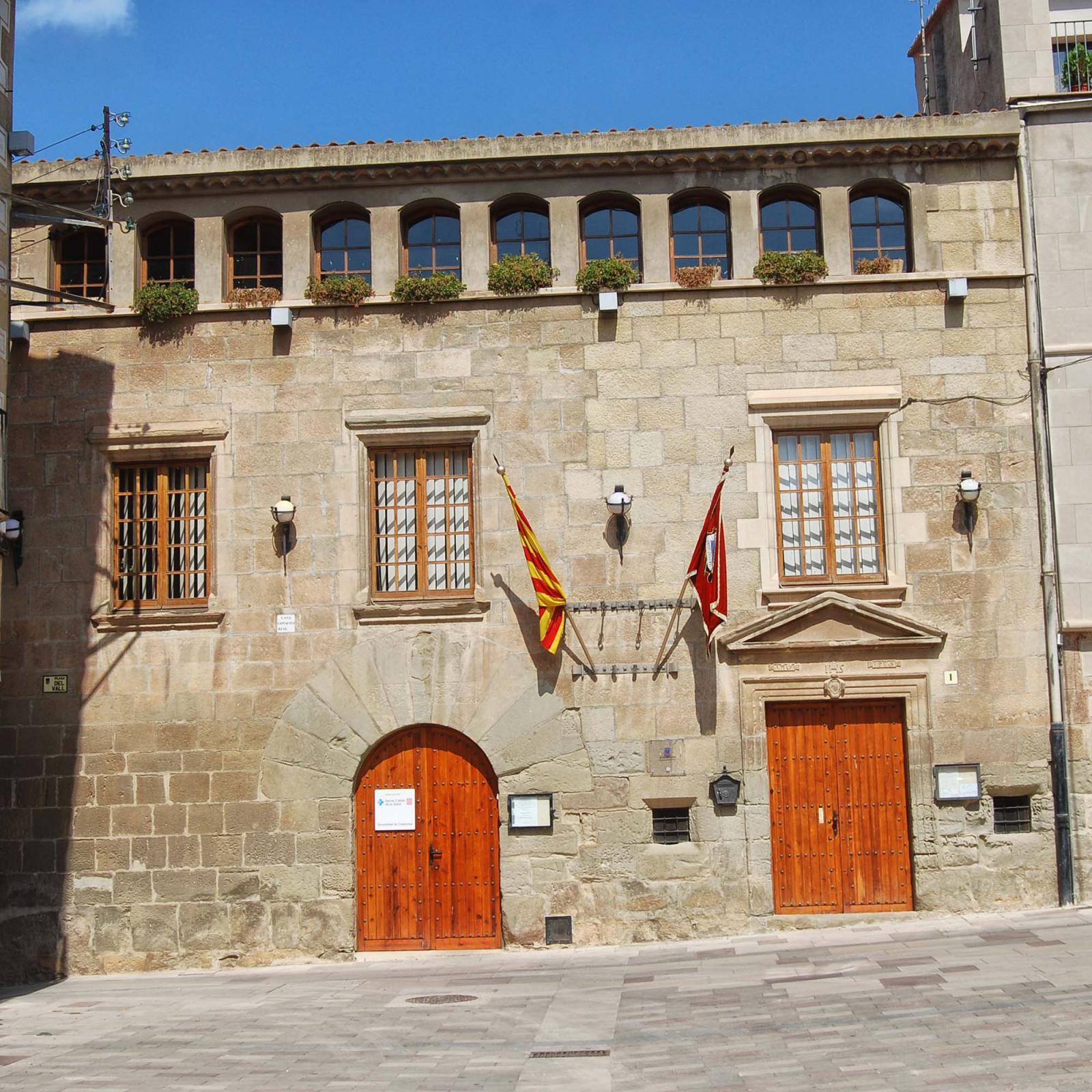 Building  Casa de la Vila