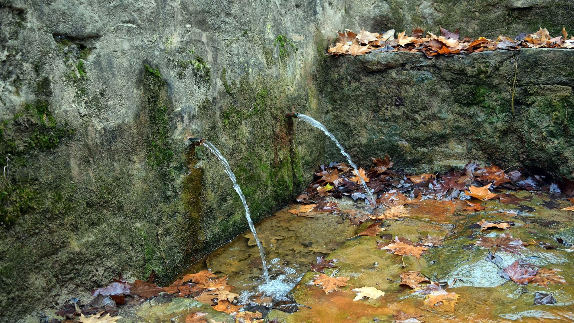 Fountain  del Ferro