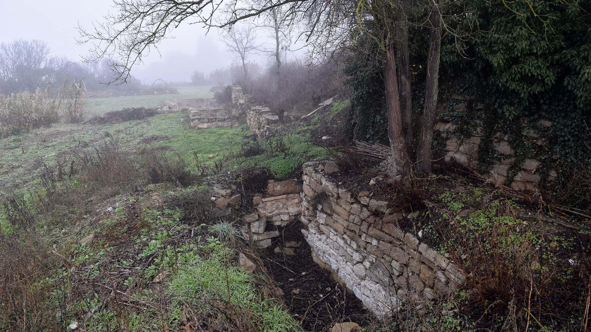 Fontaine de de la Puig