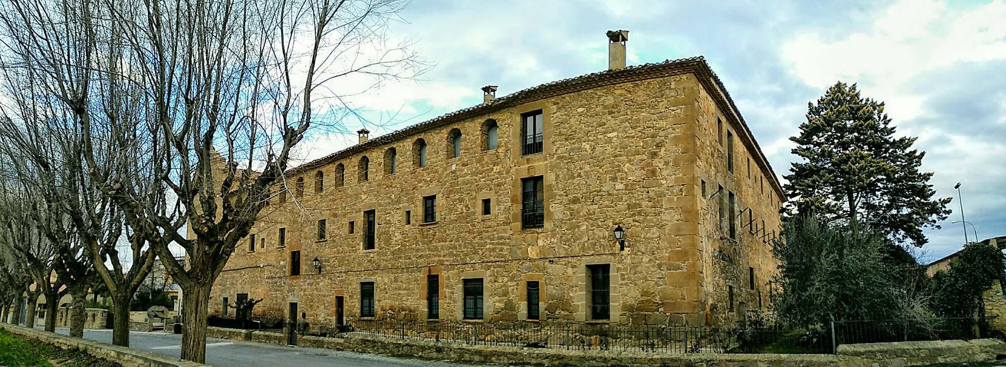 Bâtiment  Convent de Sant Antoni de Pàdua