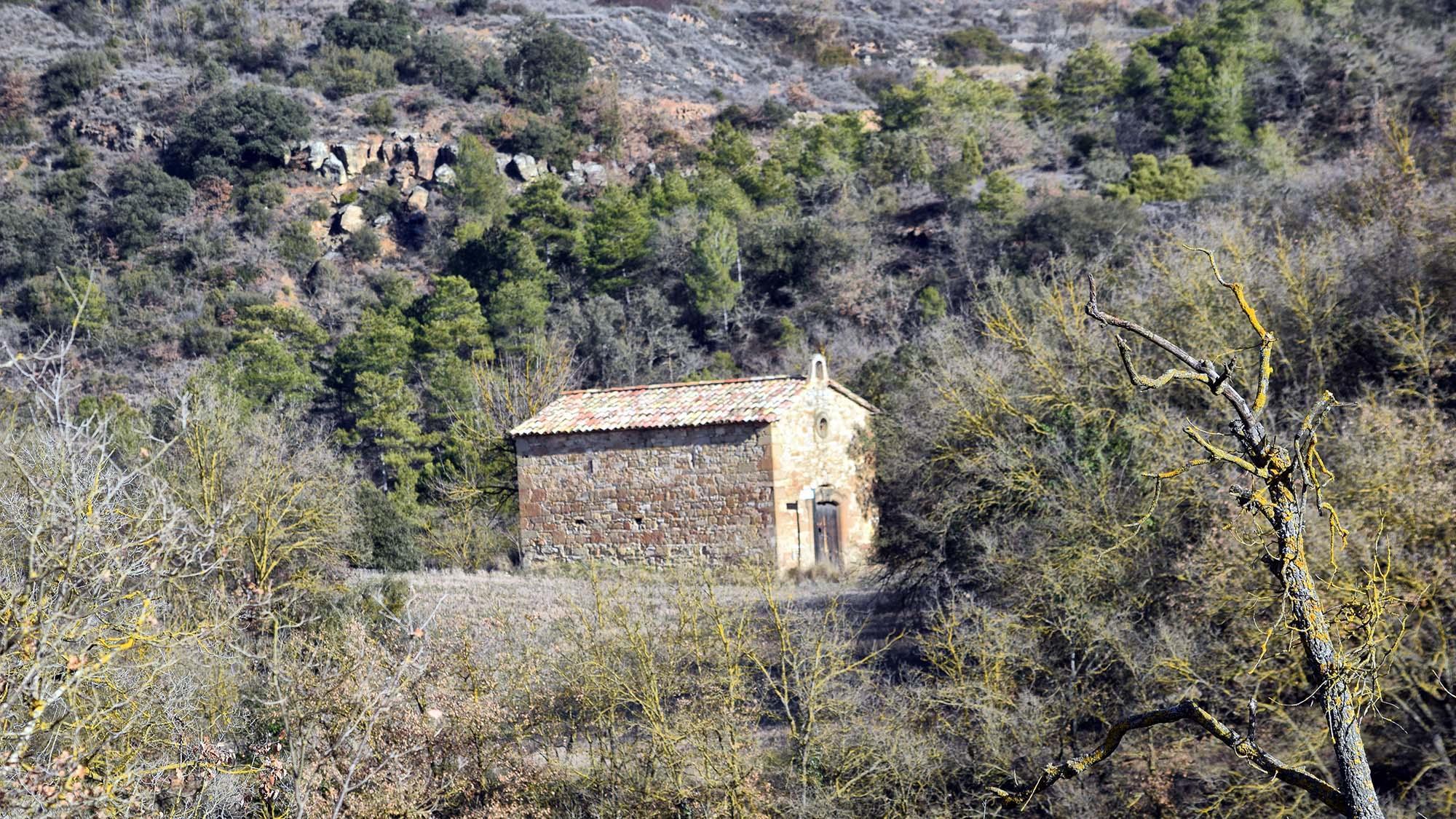 Capella de Sant Pere de Magrà