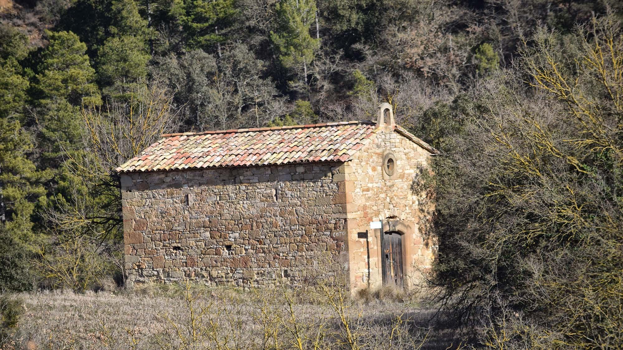 Chapel Sant Pere de Magrà