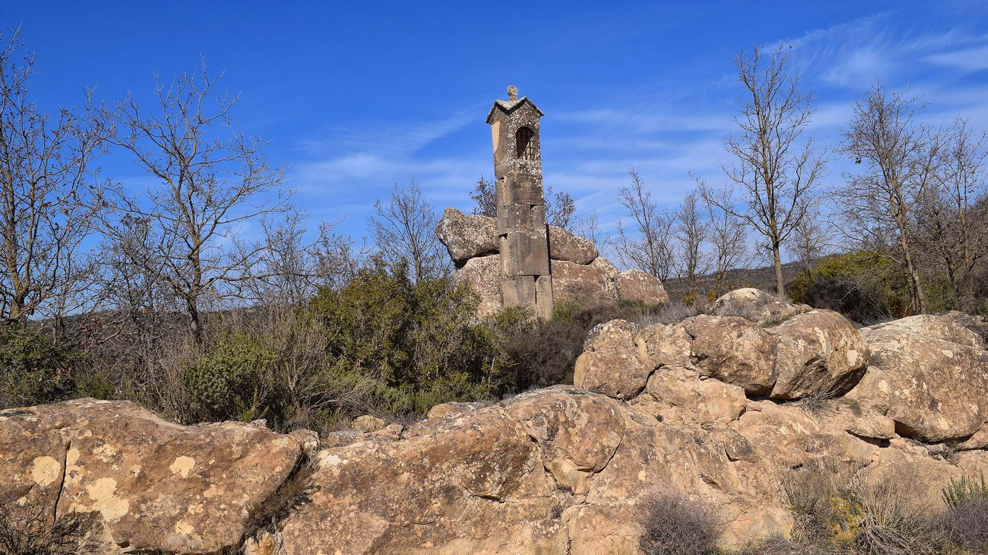 Funerari Pilaret de Cal Tanyot