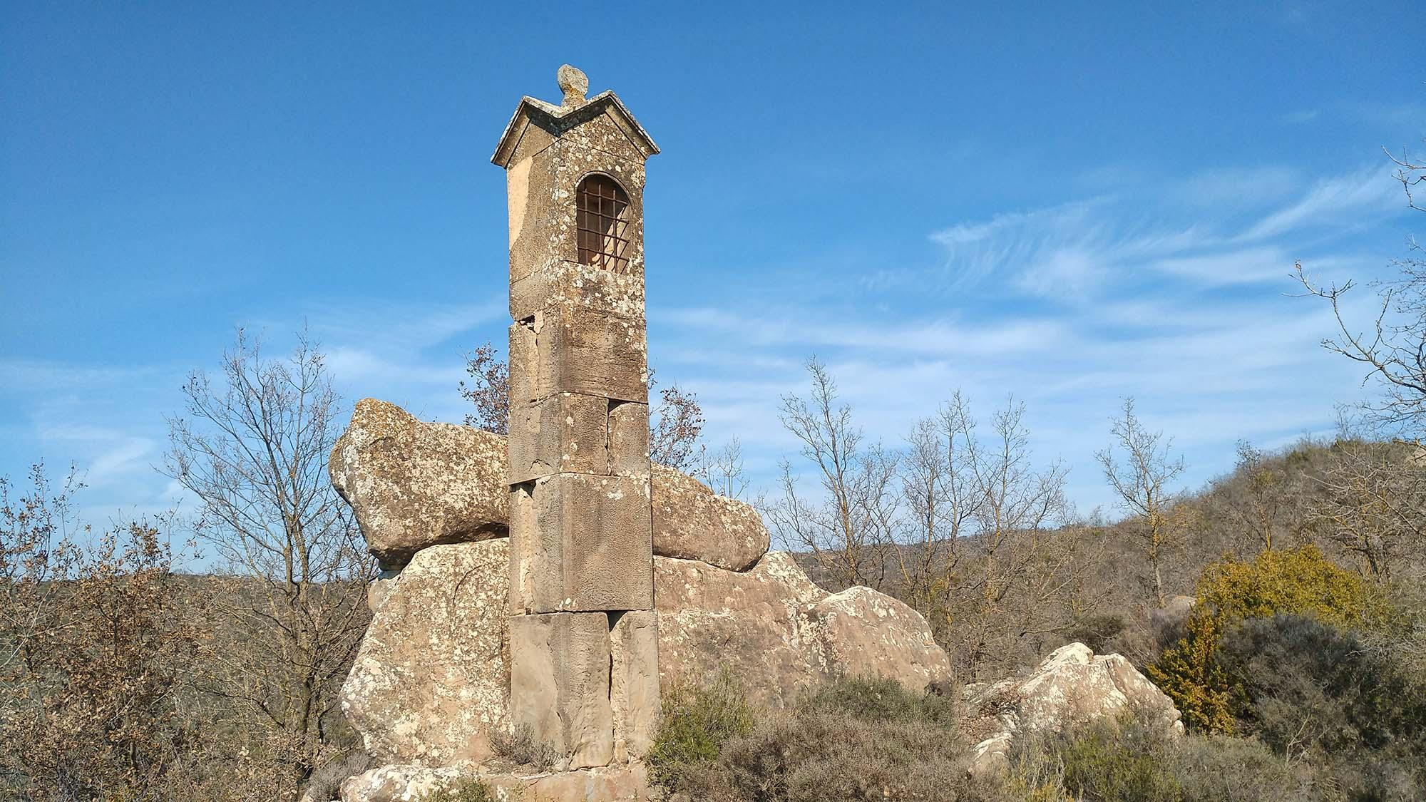 Funerario  Pilaret de Cal Tanyot