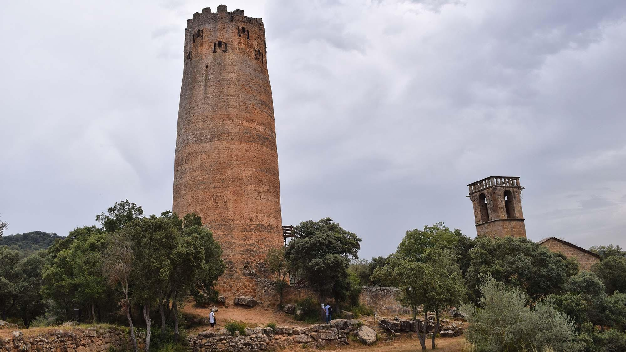 Tower of Vallferosa