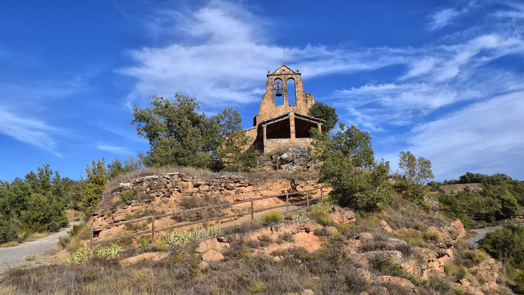 Església de sant Miquel de Fontanet