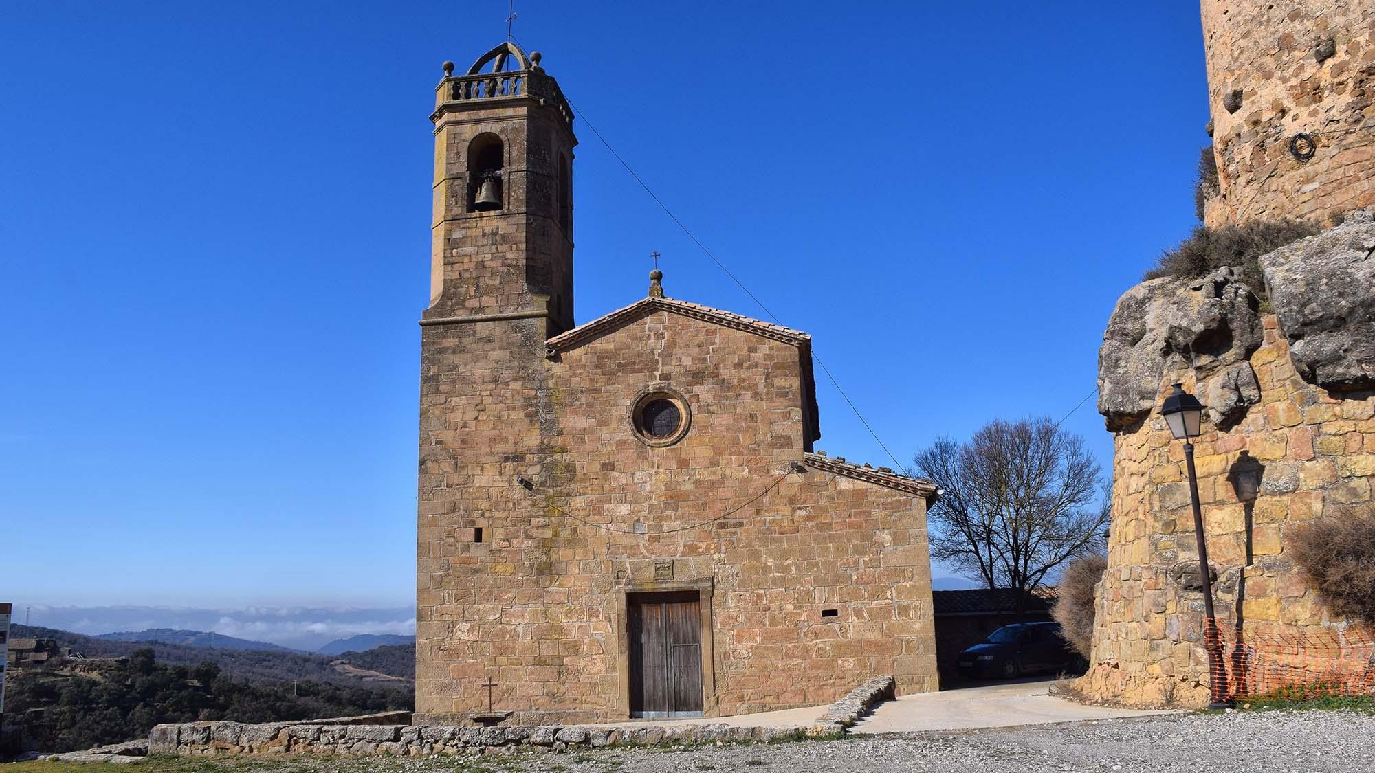 Church of Sant Miquel